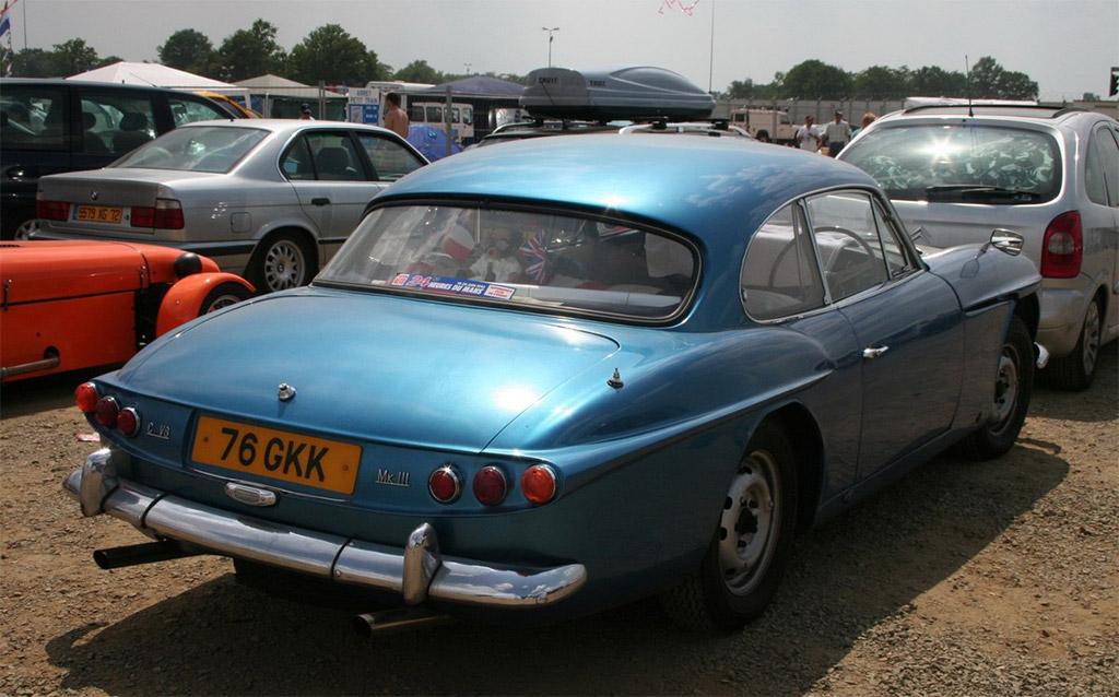 Jensen CV8 1962