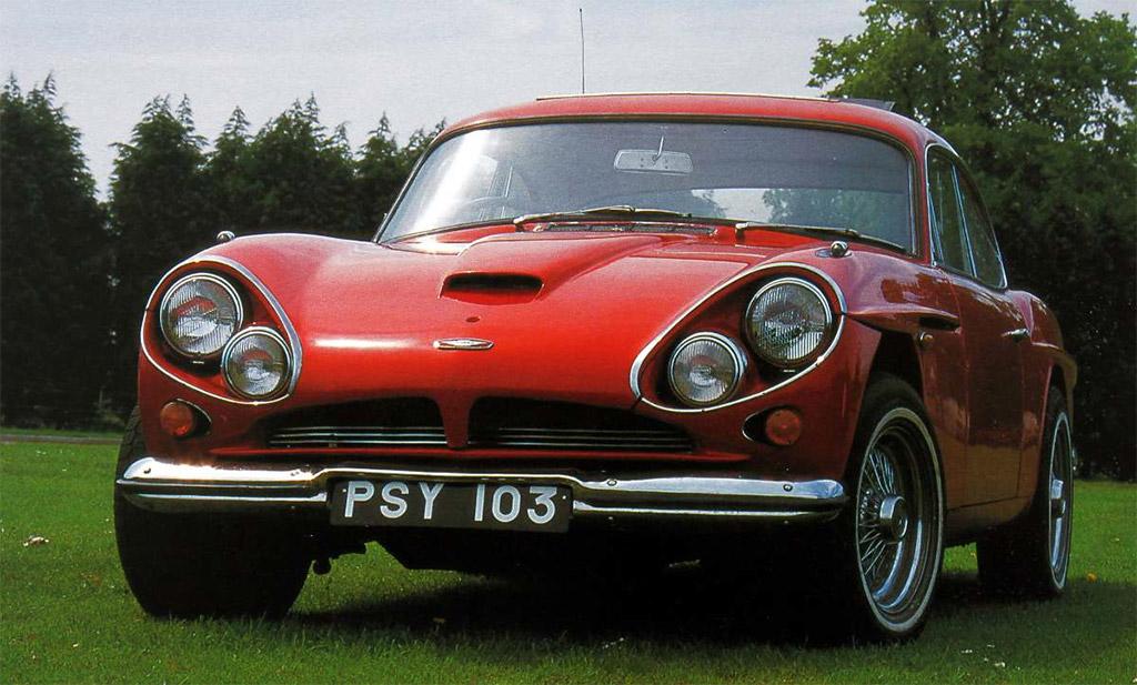 Jensen CV8 1963