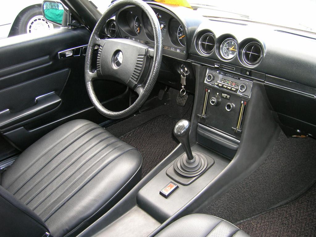 Mercedes-Benz SL-klasse (R107) - Klassiekerweb