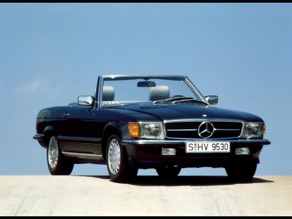 Mercedes Benz Sl Klasse R107 Klassiekerweb
