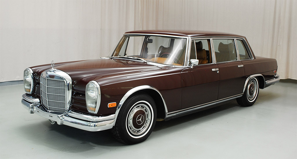 Mercedes benz 600 w100 klassiekerweb for Mercedes benz 600s