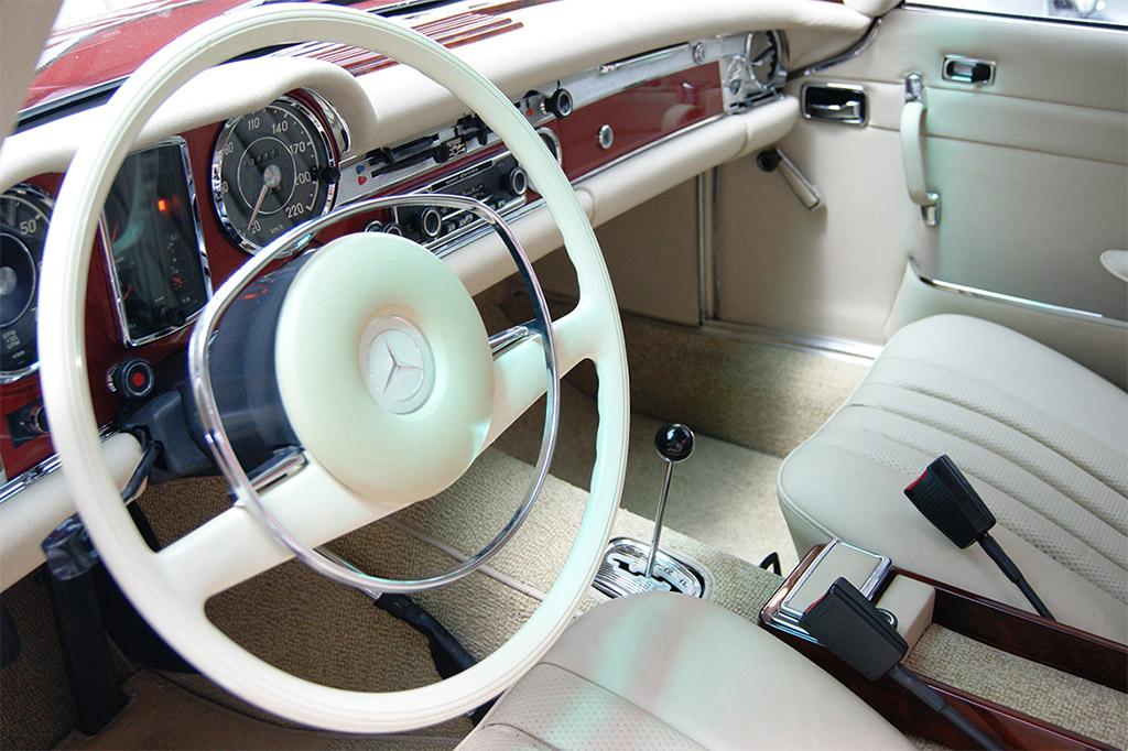 Mercedes-Benz SL Pagode (W113) - Klassiekerweb