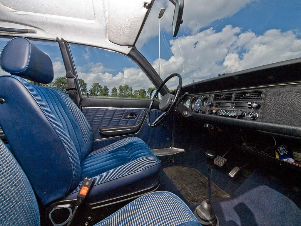 NSU Ro80 interieur