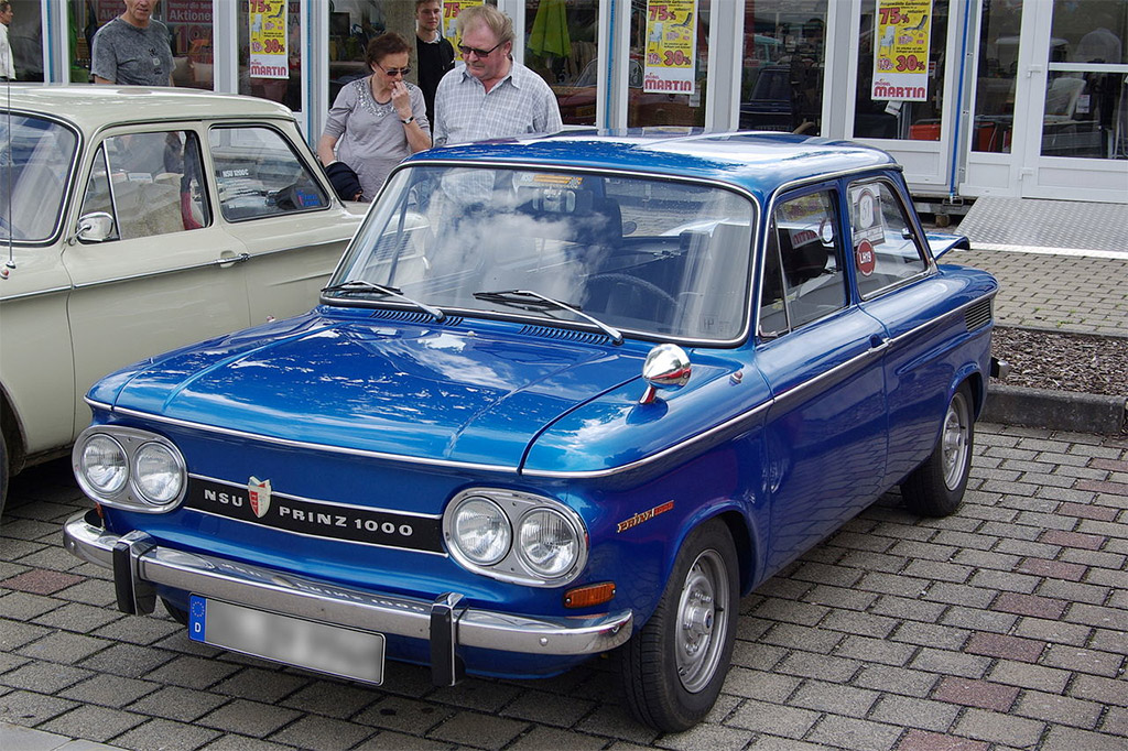 NSU Typ 110