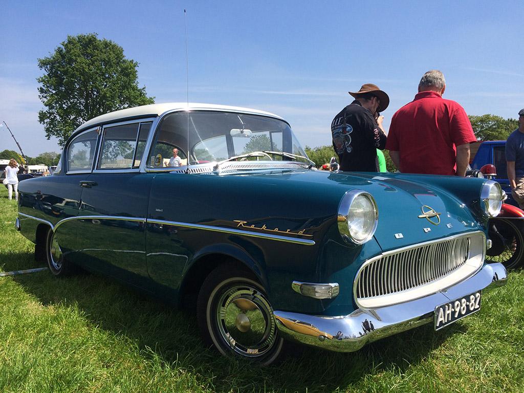 Opel Olympia 1959