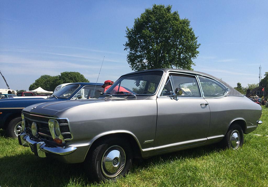 Opel Olympia 1969