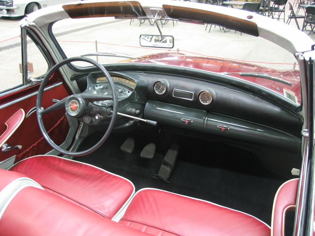 Panhard PL17 cabrio