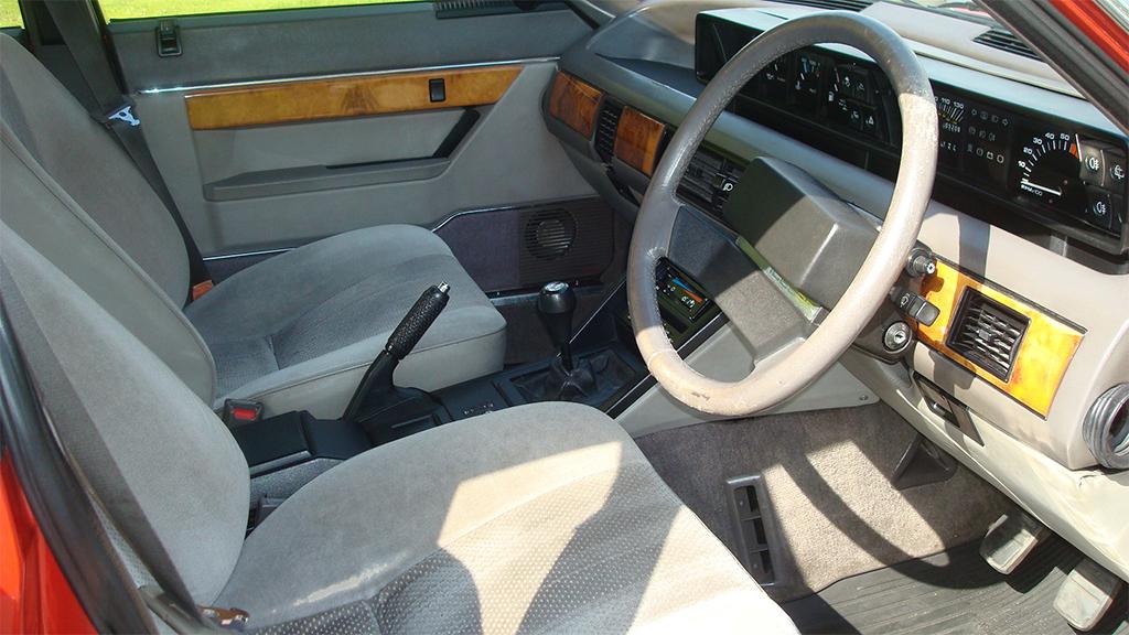 Rover SD1 interieur