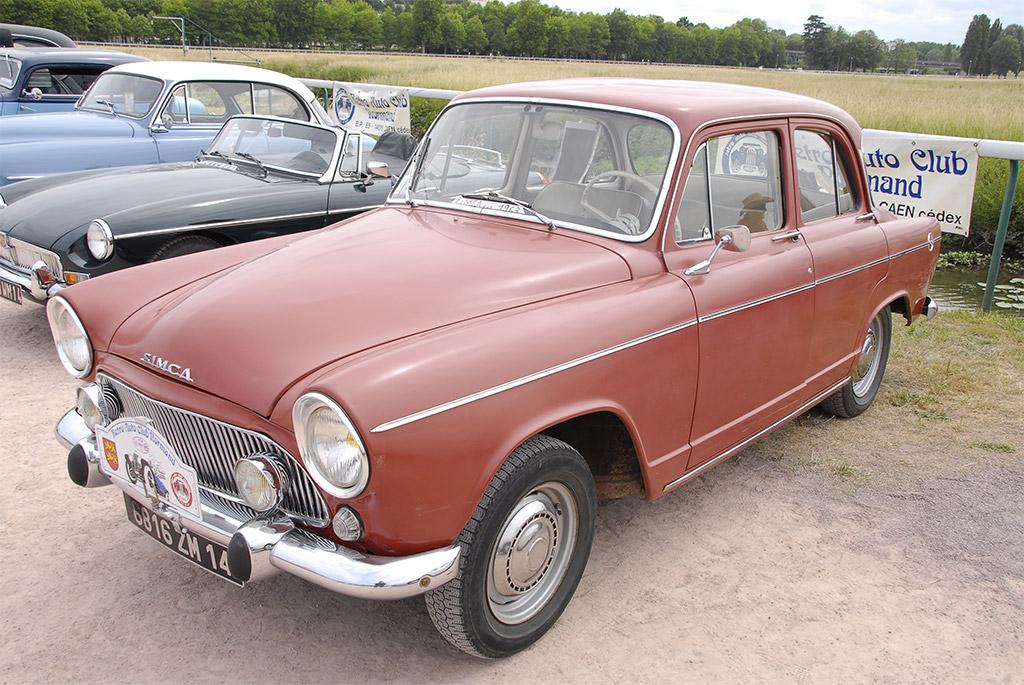 Simca Aronde 1963