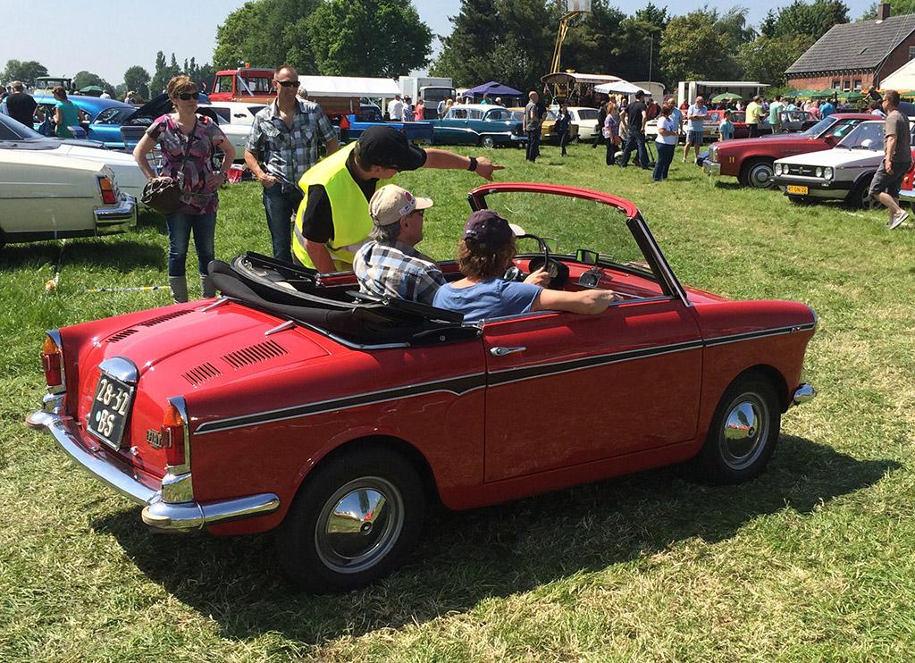 Fiat Bianchina 1966