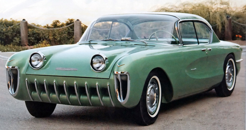 1955 chevy Biscayne conceptcar