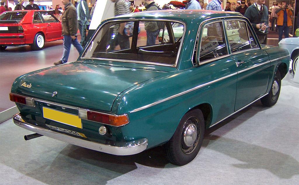 Audi 60 2T Limousine 1966