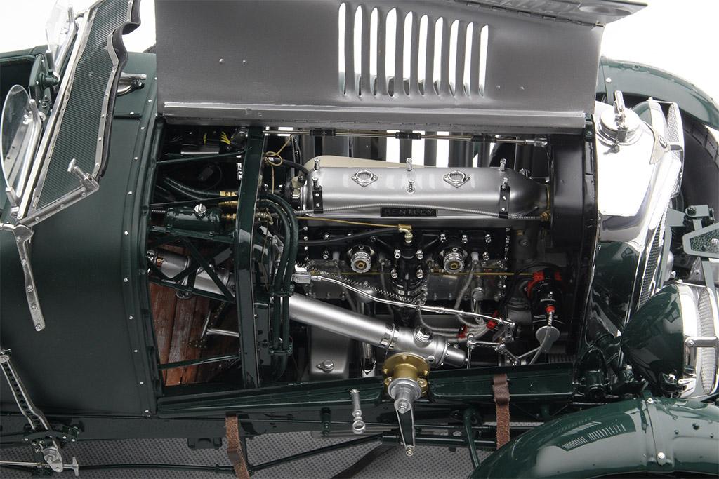 Bentley Birkin Blower 1-8