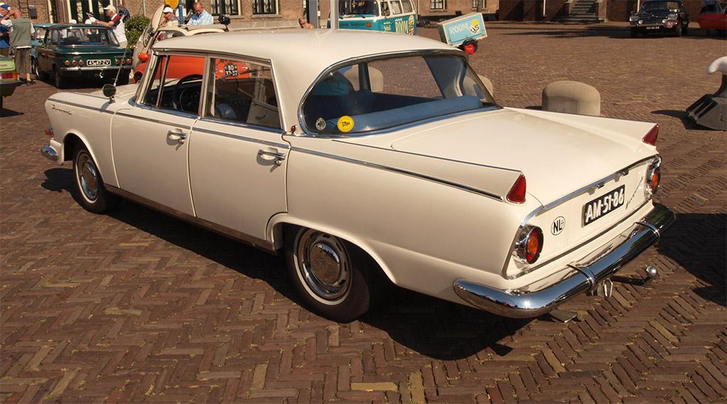 Borgward 2300 1961