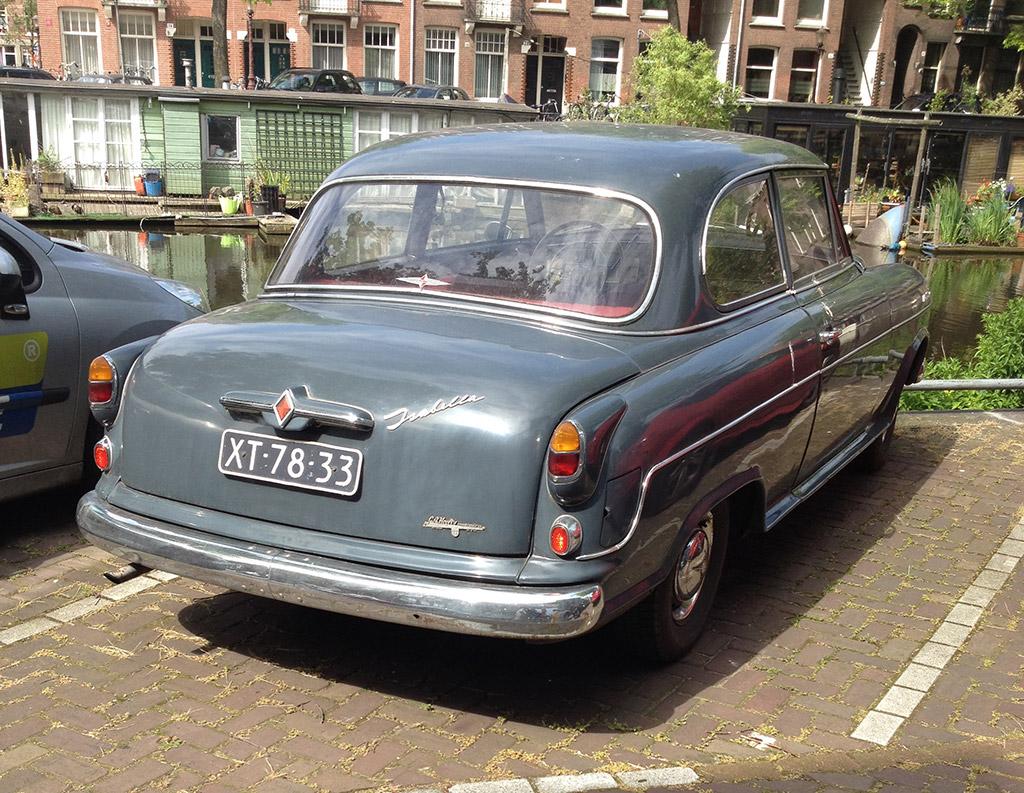 Borgward H1500 Isabella 1959