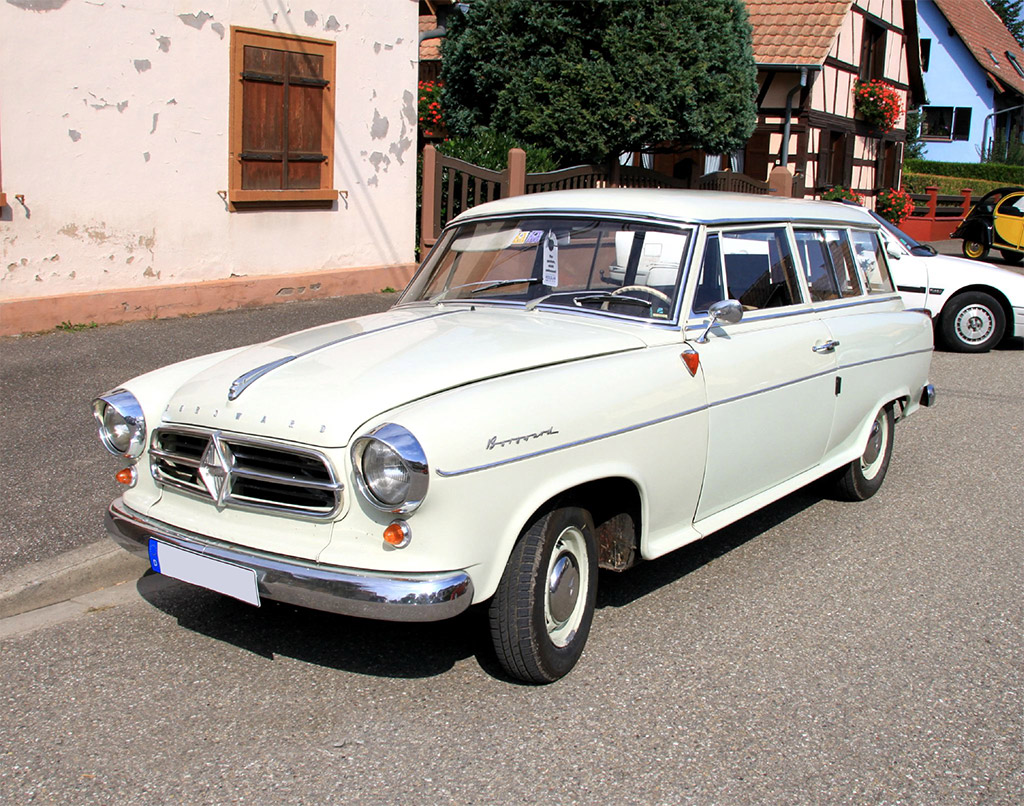 Borgward Isabella Combi 1961