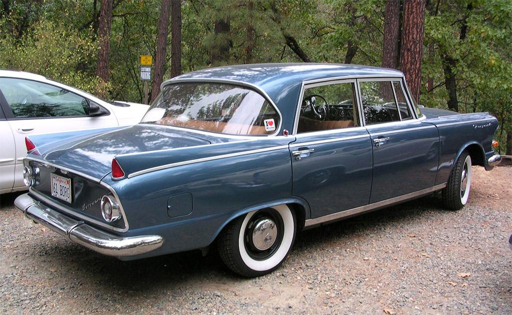 Borgward P100 1959