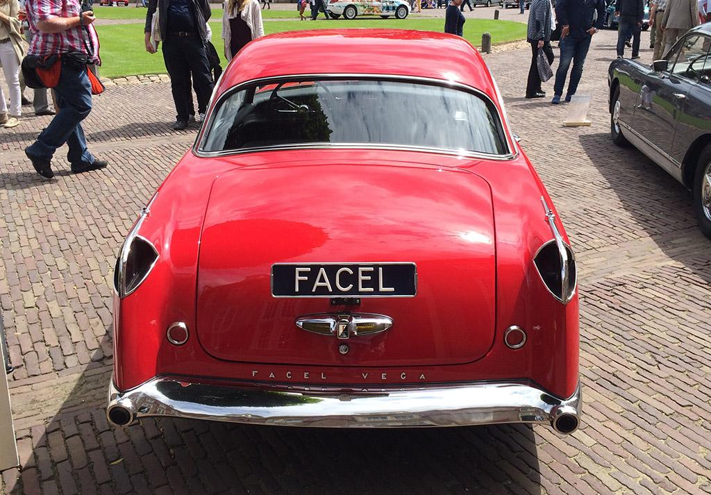 Facel Vega 2B Coupe 1956