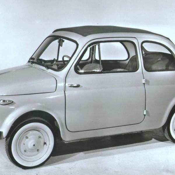Fiat 500 Neuvo