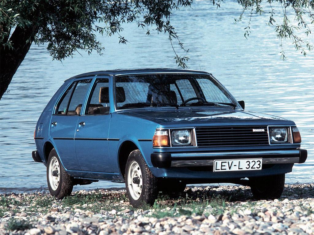Mazda 323 1977