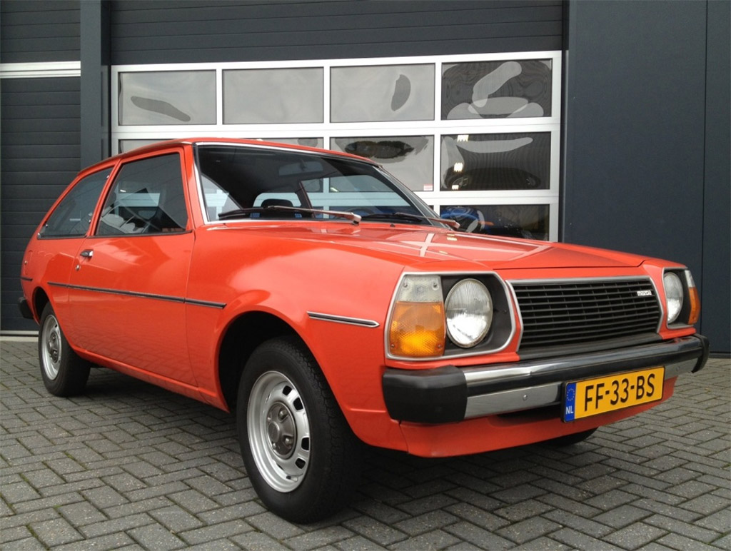 Mazda 323 1979