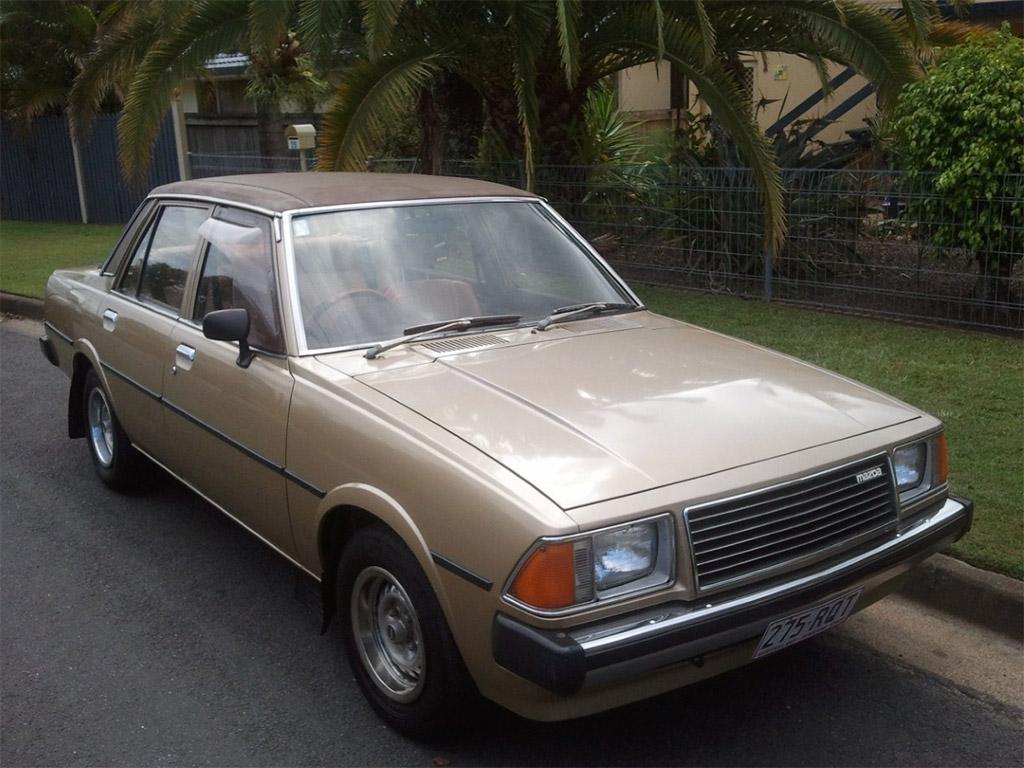 Mazda 626 1979