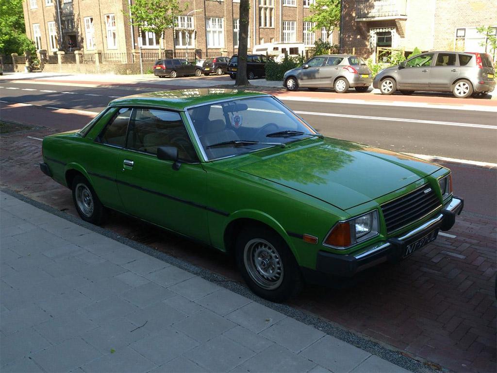 Mazda 626 1980