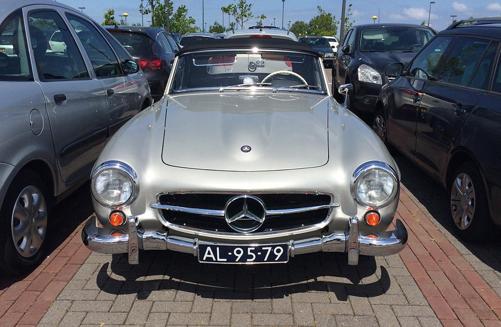 Mercedes 190SL 1955