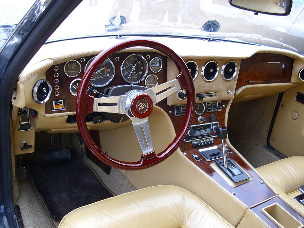 Monica 560 interieur