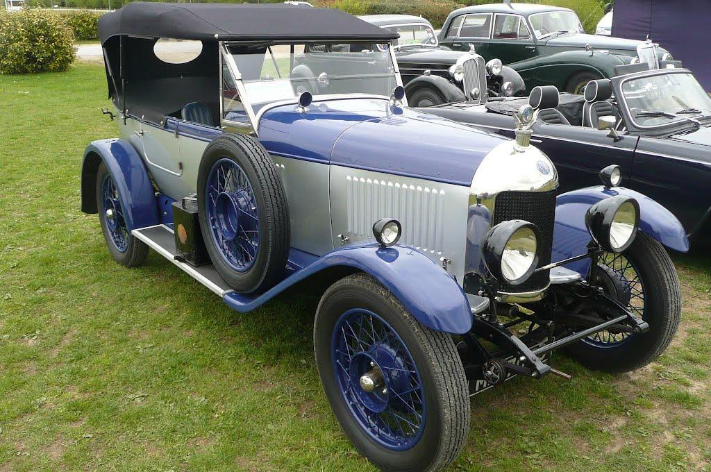 Morris Oxford bullnose 1922