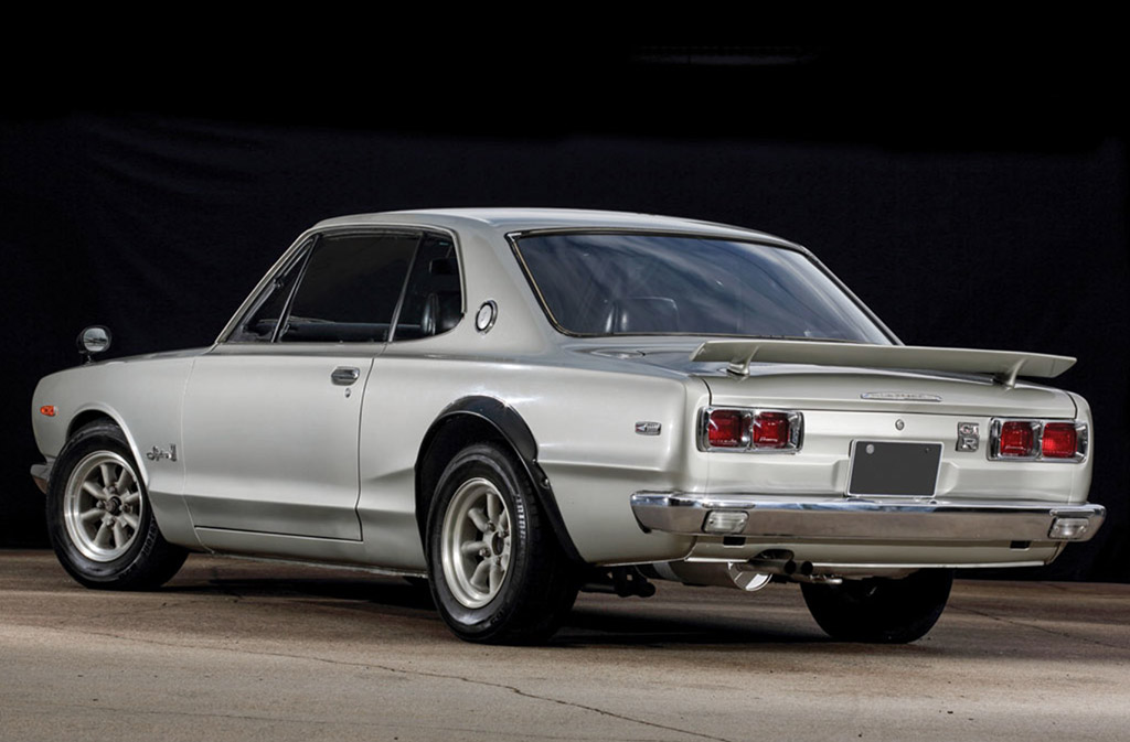 Nissan Skyline 2000 GT-R 1972