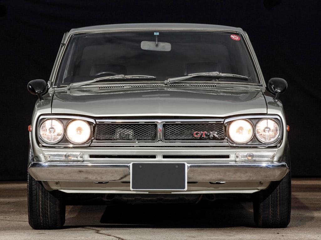 Nissan Skyline 2000GTR 1972