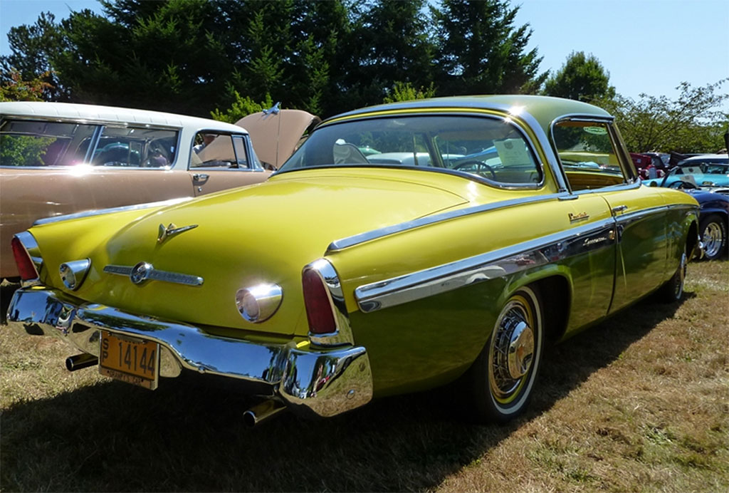 Studebaker President Speedster 1955 achterzijde