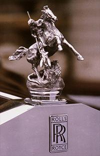 saint george Rolls-Royce