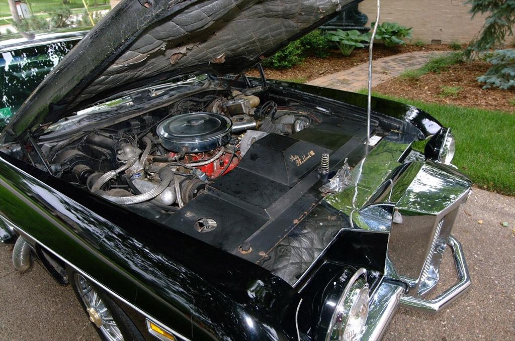 stutz blackhawk motor