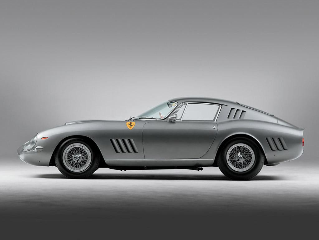 Ferrari 275 GTBC Speciale Scaglietti 1964