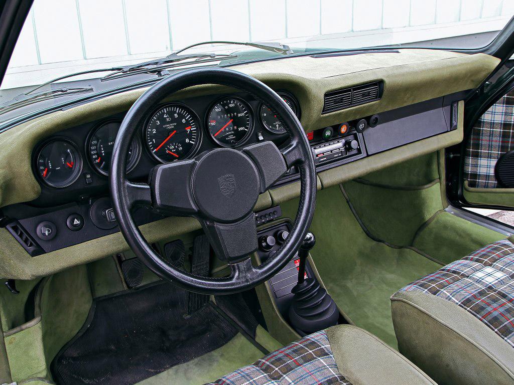 1975 Porsche 911 Turbo 930