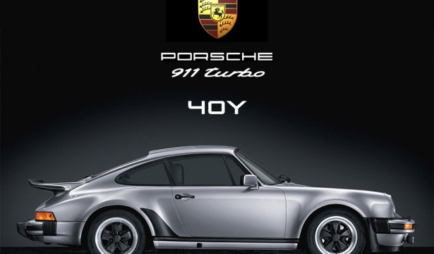 40 jaar porsche 911 turbo