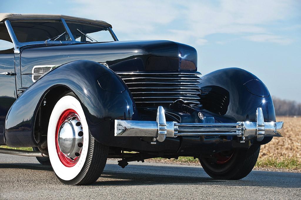 Cord 810 1937