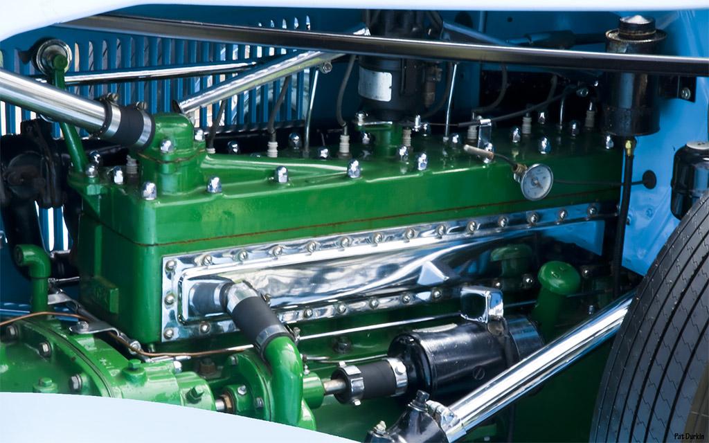 Cord L29 1932 motor