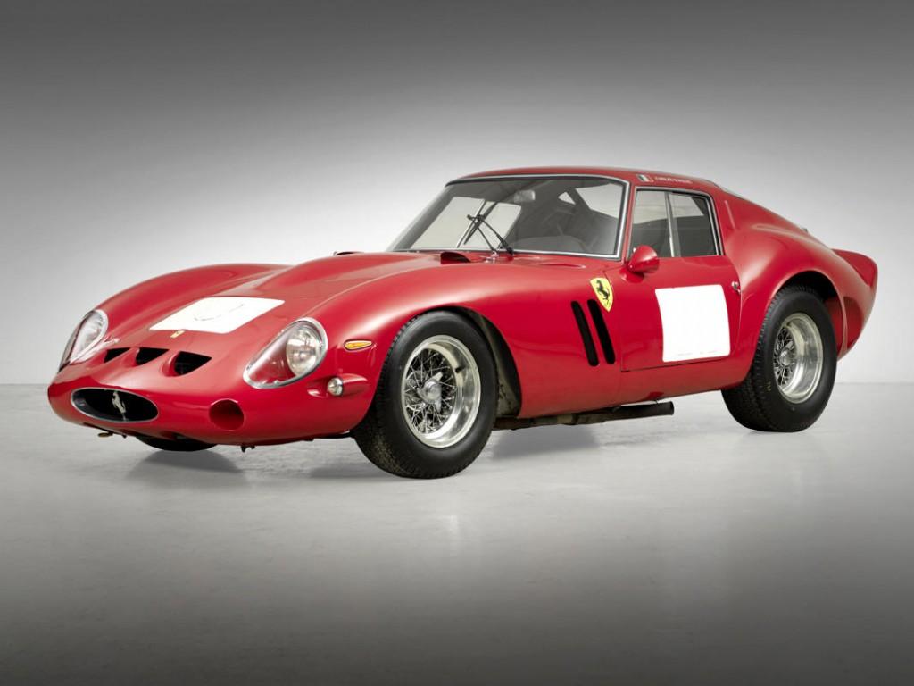 Ferrari 250 GTO Berlinetta