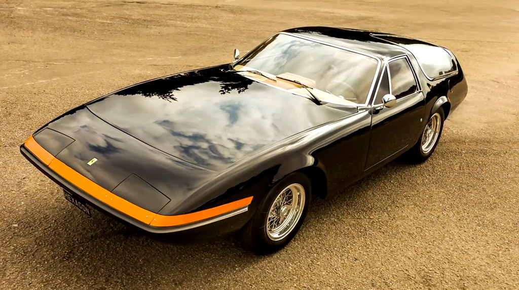Ferrari 365 Daytona shooting break