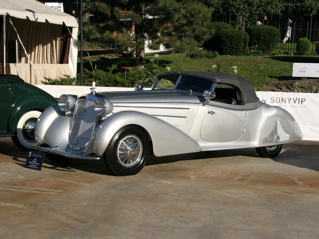 Horch 12 600