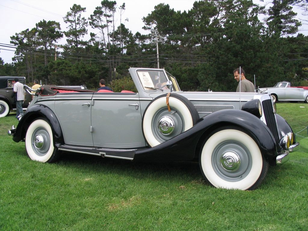 Horch 670 1932