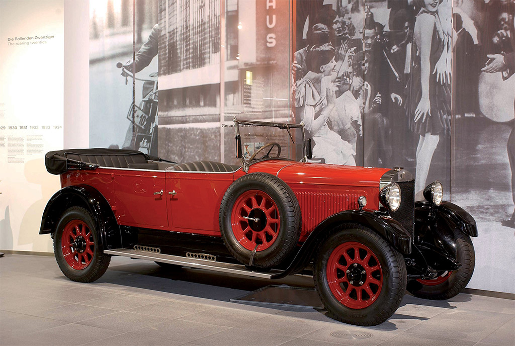 Horch 8 1927