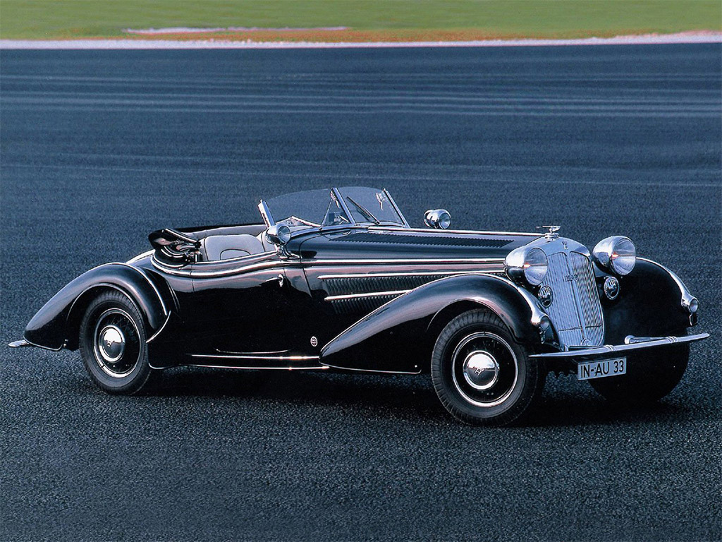 Horch special roadster 1938