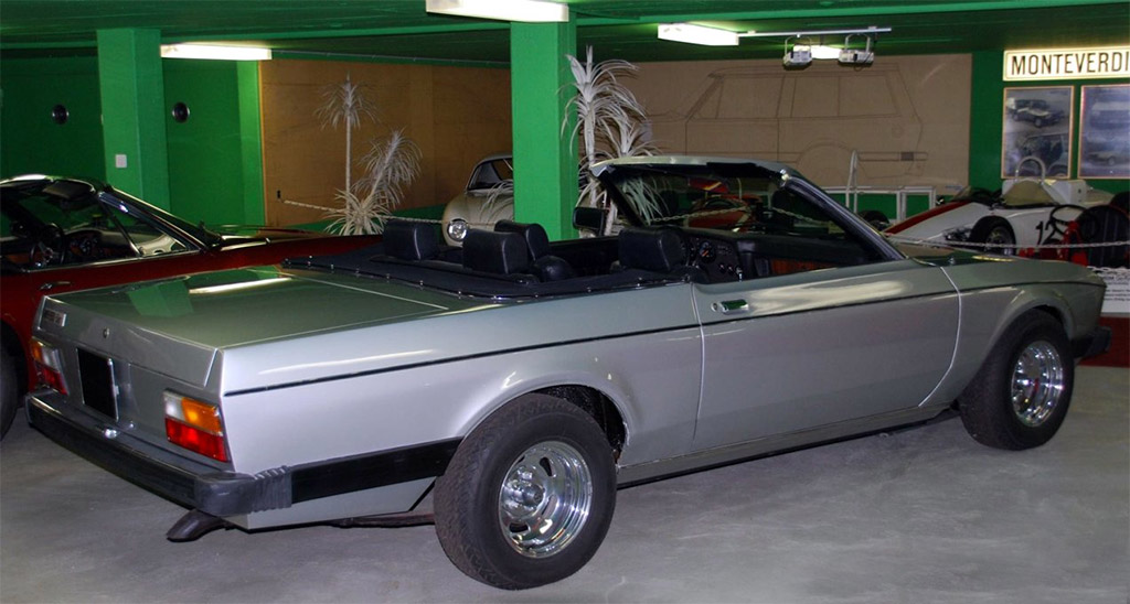 Monteverdi Sierra cabrio