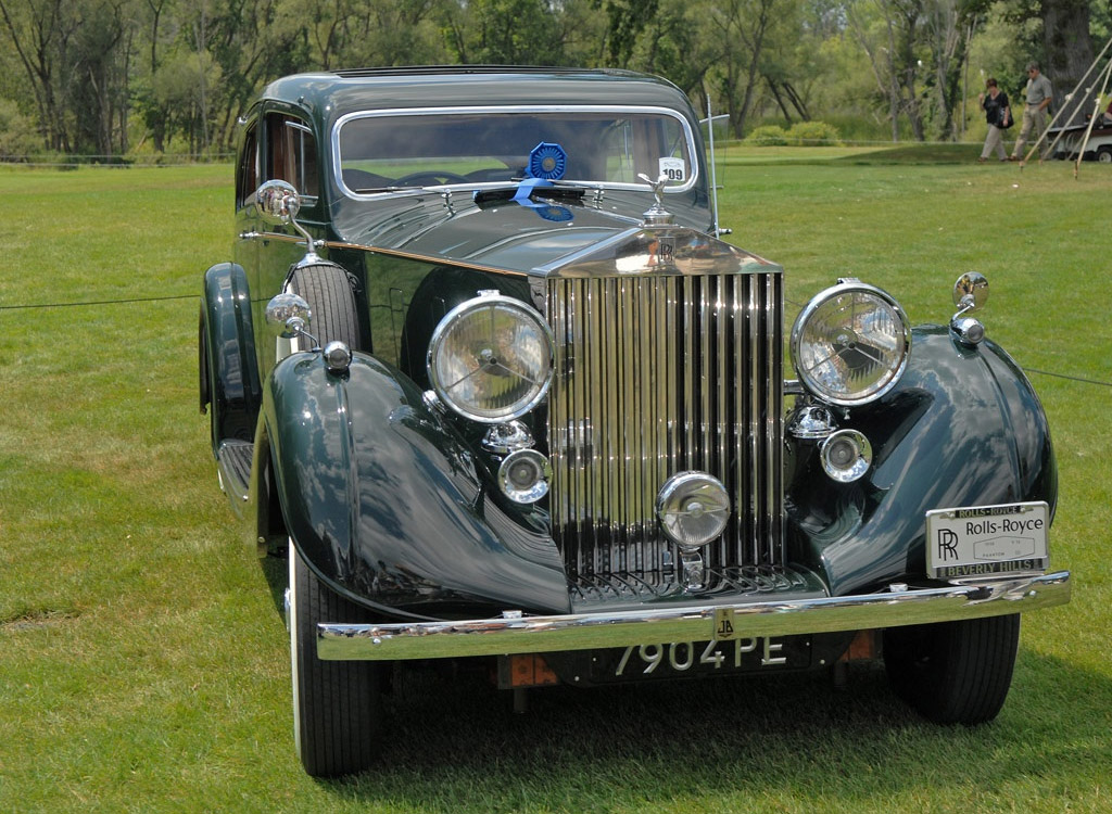 Rolls Royce phantom 1936