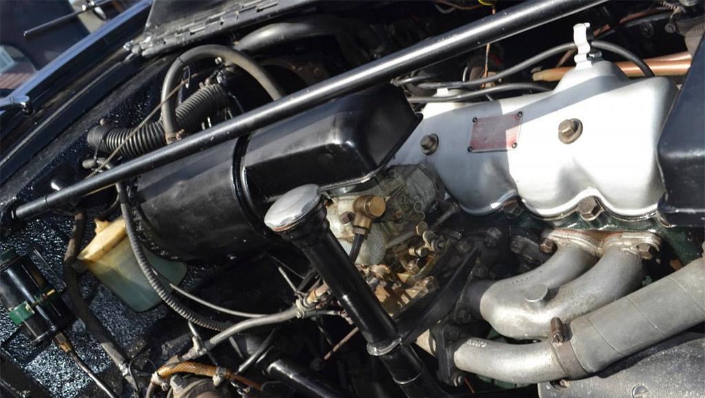 Rover P3 motor