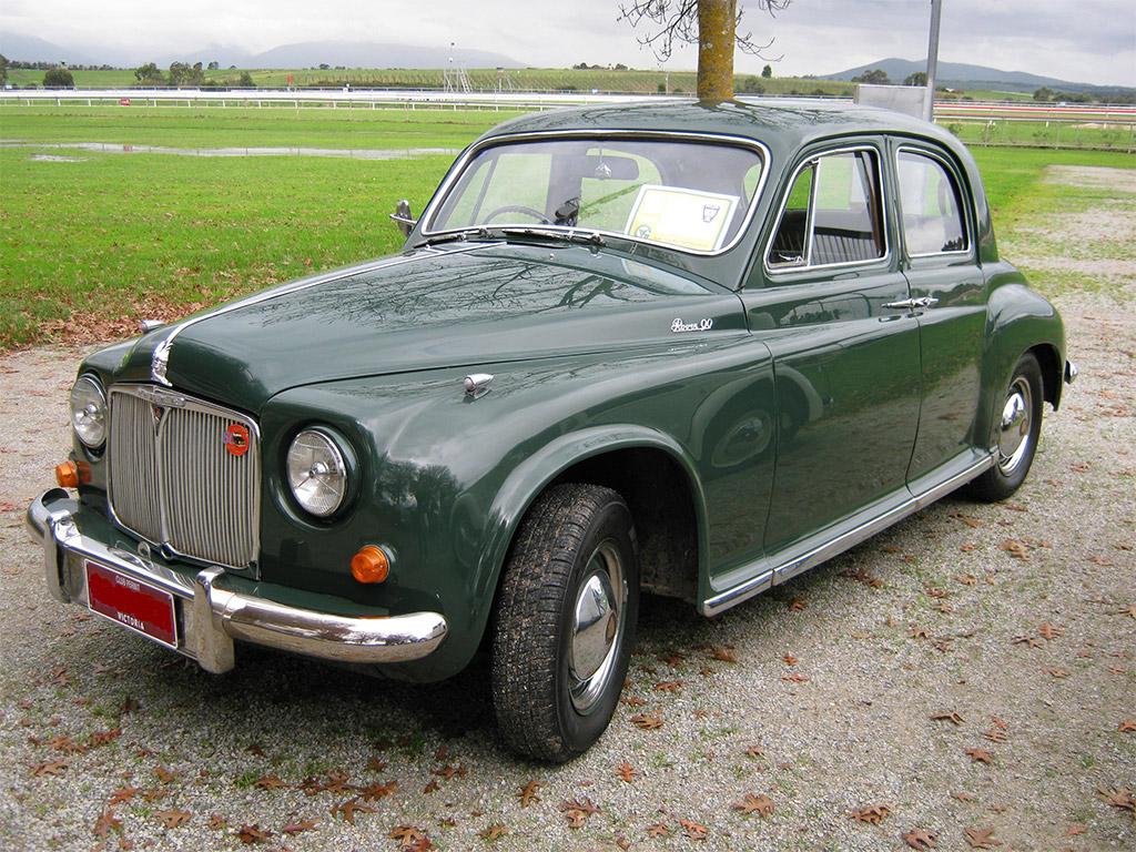 Rover P4 90